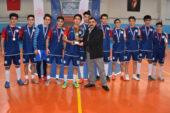 Futsal'da AÇAL ve Atatürk şampiyon