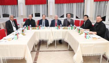Gecek Termal'de yönetim kurulu toplandı