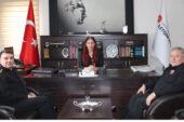Jandarma'dan  CİB'e ziyaret