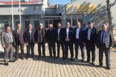 MHP'li Başkanlar ziyaret turunda