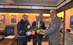 SANJET'te üretilen özel çiçekler piyasaya sunulacak