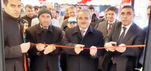 AFKA Ev Yemekleri'nin 3. Şubesi açıldı