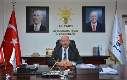 AK Parti'de görev değişimi yapıldı