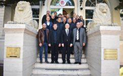 ATB Heyeti Budapeşte'de incelemelerde bulundu