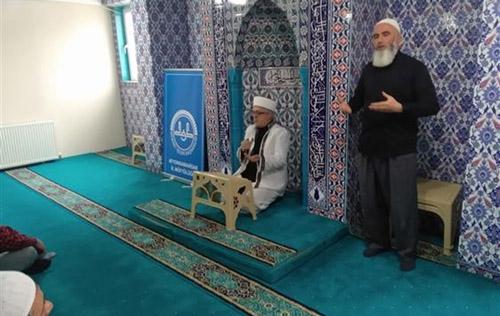 Afyon'da Cami-Engelli buluşması başladı