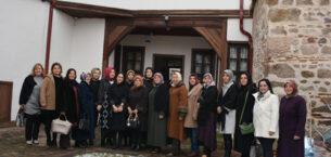 Atatürk Evi'ni ziyaret ettiler