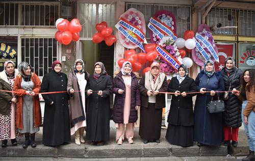 Bolvadinli kadınlar kooperatifle üretecek