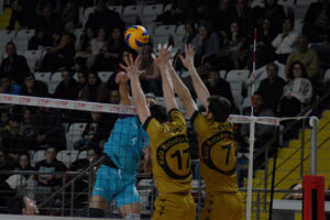 Efeler Play-Off'u garantiledi: 3-0