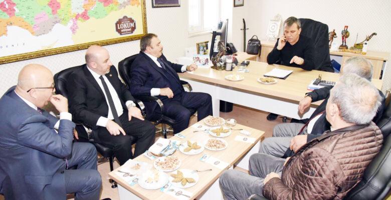 Veysel Eroğlu'ndan iş insanlarının talebine jet çözüm