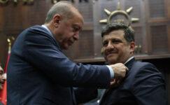 Kayacan, AK Parti'ye döndü