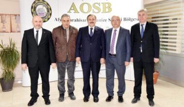 """""""OSB Afyonkarahisar'ın can damarı"""""""
