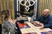 Sosyal medya fenomenleri Afyon mutfağını keşfetti