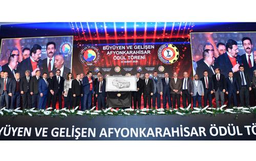 Hisarcıklıoğlu: Bu iş Afyon'a  yakışır: TOBB'dan Sağlık Endüstri Bölgesi'ne tam destek
