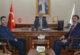Tarlacı, Afyonkarahisar'da temaslarda bulundu