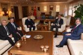 Zeybek Ankara'dan heybesi dolu döndü