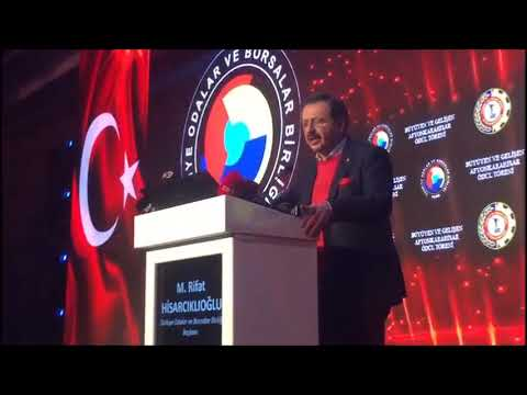 Hisarcıklıoğlu, Bu iş Afyon'a yakışır, TOBB'dan Sağlık Endüstri Bölgesi'ne tam destek