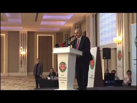 """""""Hain terör örgütü ile mücadelenin taşıyıcı kolonlarından birisi Türk Yargısı'dır"""""""