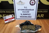375 gram uyuşturucu madde ele geçirildi