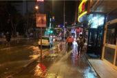 Cadde ve sokaklarda dezenfekte aralıksız sürüyor