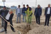OSB'de 2500 fidan  toprakla buluştu