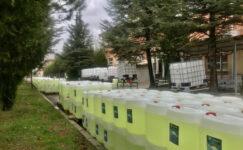 Pilot Okul Gazi Meslek Lisesi, 150 ton hijyen solüsyonu üretti