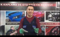 Eyfel Oto resmi araçları ücretsiz dezenfekte ediyor
