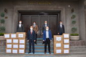 Milletvekili Taytak, 22 bin maske bağışladı