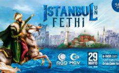 İstanbul'un fethi e-Fetih'le kutlanacak