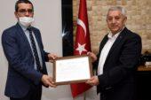 Afyonkarahisar Belediyesi Sıfır Atık Belgesini aldı