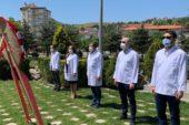 Pandemi de Türkiye'nin durumu iyi