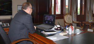 ZEKA video konferans yöntemiyle toplandı