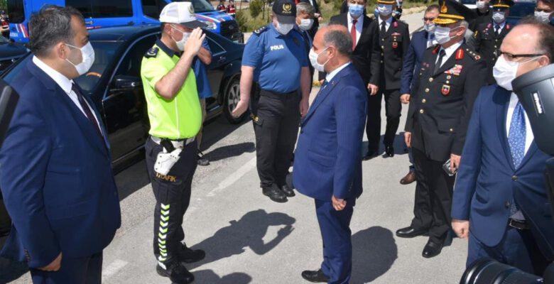 Genel Müdür Afyon'dan memnun ayrıldı