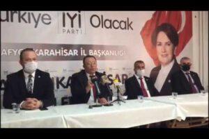 Varol, Ana hedefimiz İYİ Parti'yi Türkiye'de birinci parti yapmak