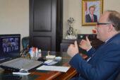 Termal otel yetkilileri ile tedbirler istişare edildi