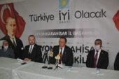 Varol: Ana hedefimiz İYİ Parti'yi Türkiye'de birinci parti yapmak
