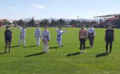 Şuhut'ta tekvando kursları tekrar başladı