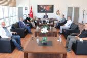 """""""ABYD ile birlik ve  beraberlik örneği veriliyor"""""""