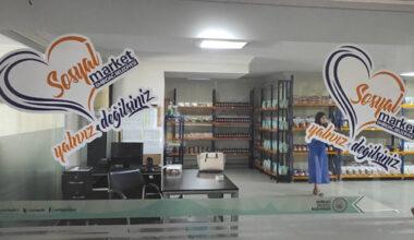 Başkan Koyuncu: Sosyal  markette limit gönlümüz