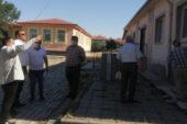 Bayat'ta 605 aileye  bayram yardımı yapıldı