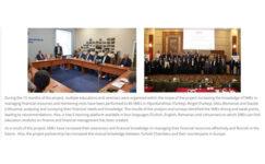 KOBİ Hastanesi ve Avrupa Ağı Projesi başarı hikayesi olarak yayınlandı