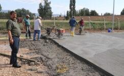Katı Atık Aktarma İstasyonu'nda son aşamaya gelindi