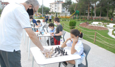 Sümbül Tane Satranç Turnuvası yapıldı