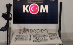 Tarihi eser kaçıkçısı biri  imam 5 kişi yakalandı