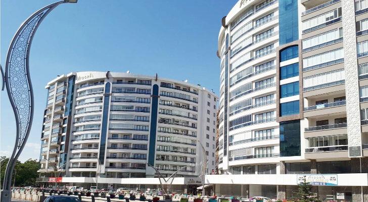 Belediye AFDORA'daki dairelerini satıyor