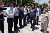 Başkan Uysal, İscehisar Belediyesi'ni ziyaret etti