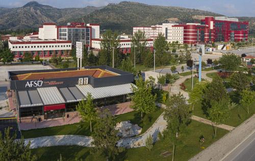 """AFSÜ, """"Üniversiteni Keşfet YÖK Sanal Fuarı 2020″ye katılıyor"""