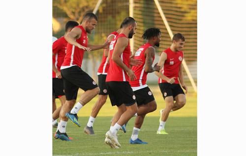 Antalyaspor da Afyon'u tercih etti