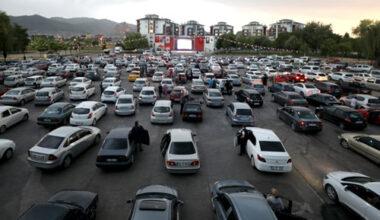 Arabada sinema keyfi devam ediyor