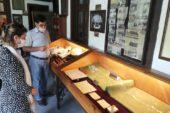 Bayan Selçuk, Mevlevihane Müzesini gezdi