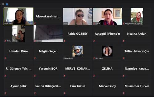 Kadın girişimciler toplandı